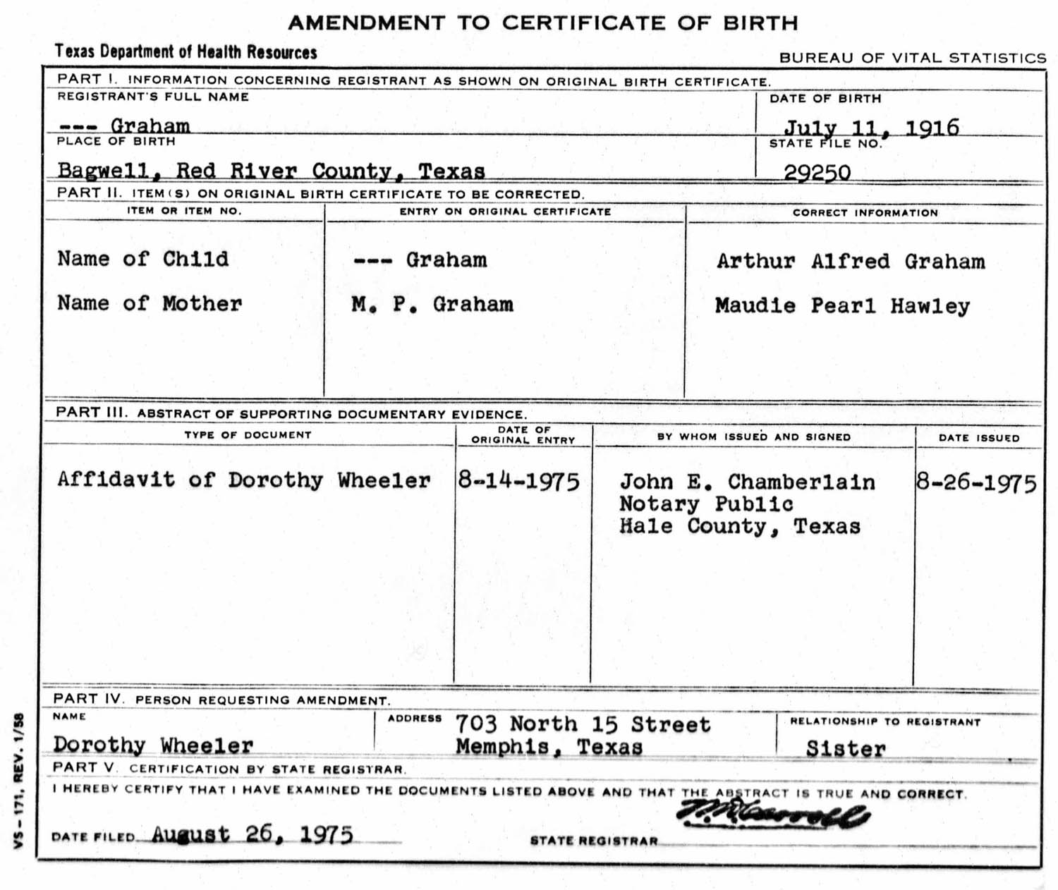 Rdfulks genealogy for arthur alfred graham view this document full documents or 1betcityfo Choice Image